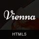 Vienna - Responsive Restaurant Template