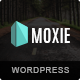 MOXIE - Responsive multi-purpose WordPress theme