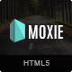 MOXIE - One page multi-purpose HTML5 template
