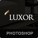 LUXOR REALTY - Premium Real Estate Theme