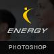 ENERGY - PSD Theme