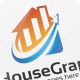 House Graph - Logo Template