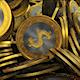Coins Fountain