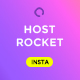Host Rocket Instapage Template - Web Hosting