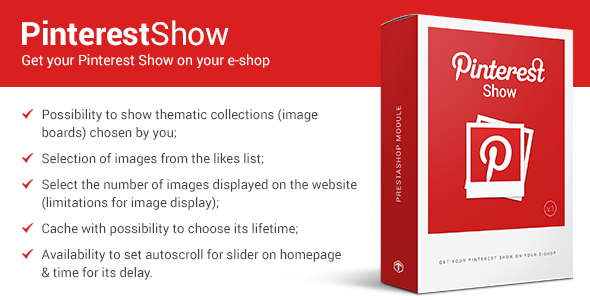 Download Pinterest Show - Images Feed