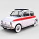 Fiat 500 Nuova Sport 1958 rev
