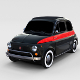 Fiat Nuova Sport 500 1958 rev