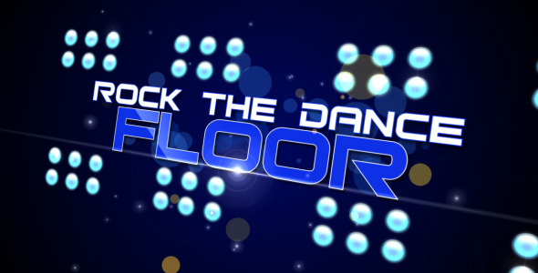 After Effects Project - VideoHive Dance Party 1575170