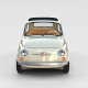 Fiat 500D Nuova 1960 rev