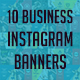 10 Business Instagram Banners