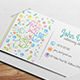 Veterinary Business Card Template