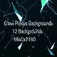 Glow Plexus Backgrounds