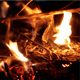Fire burning - VideoHive Item for Sale