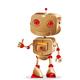 Robot Gesturing