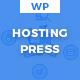 HostingPress - WHMCS Hosting WordPress Theme
