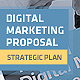 Clean Digital Marketing Proposal