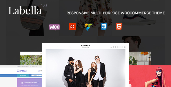 Download Labella - Responsive Multi Stylish & Demo eCommerce WordPress Theme nulled download