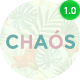 Chaos - eCommerce Bootstrap Template