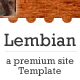 Lembian - A Premium Site Templates - ThemeForest Item for Sale