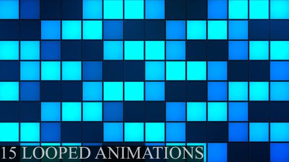 Vj valot Strobe - Light Taustat Motion Graphics