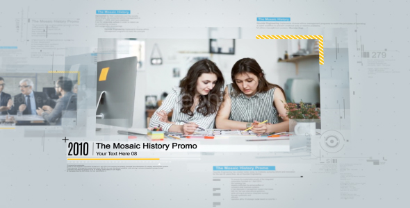Download The Mosaic History Promo nulled download