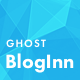 BlogInn - Bold Theme for Ghost
