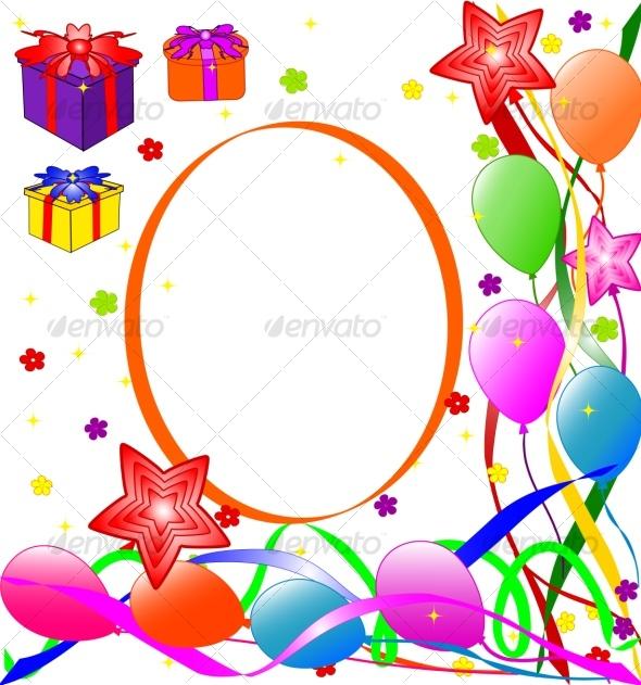 Happy Birthday background | GraphicRiver