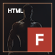 FightClub - Premium Crossfit Mma Bodybuilding Fitness & Yoga Html Template