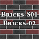 Hi-Res Texture Bricks-02 of Brick Textures - S01