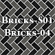 Hi-Res Texture Bricks-04 of Brick Textures - S01