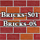 Hi-Res Texture Bricks-05 of Brick Textures - S01