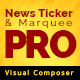 Pro News Ticker & Marquee for Visual Composer : Display Post, Custom Post, RSS & WooCommerce