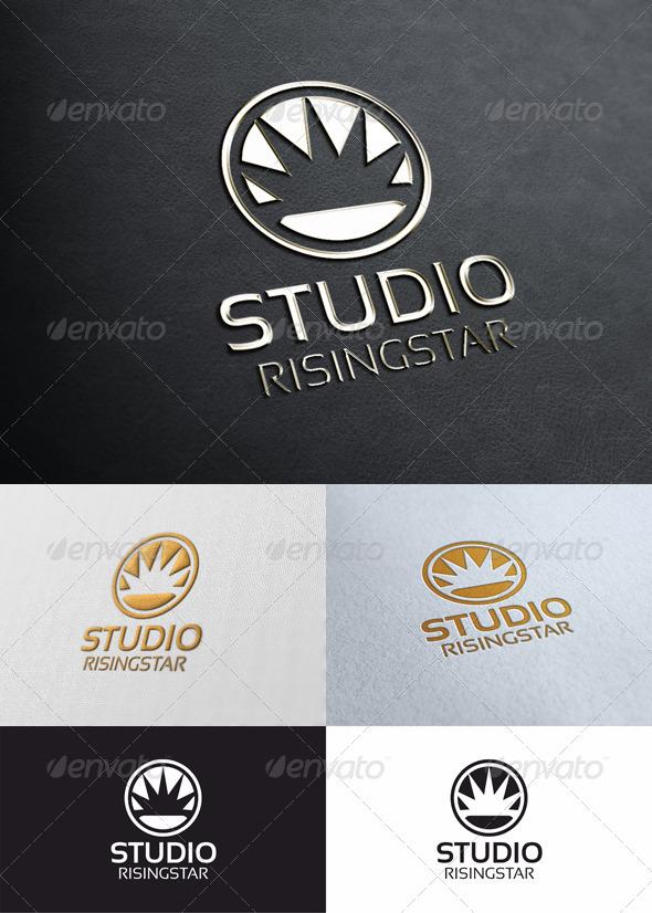 Rising Star - Symbols Logo Templates