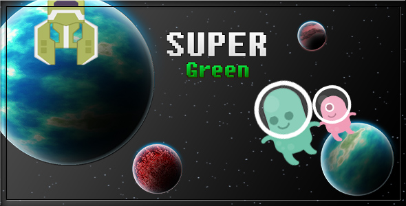 Super Green - CodeCanyon Item for Sale