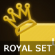 Royal Gold Graphic set - GraphicRiver Item for Sale