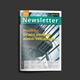 16 Pages Newsletter Design Template V.2
