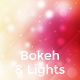 Bokeh & Lights Backgrounds