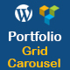 Portfolio and Gallery Grid Layout with Carousel for WordPress