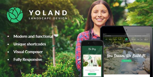 Yoland | Landscape Design & Garden Accesories Store