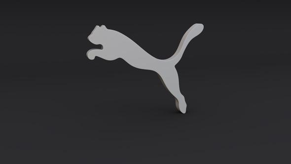 3DOcean Puma Logo Model 1667360