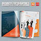 Business Management 2 Infographics Elements Design
