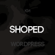 Shoped - Multipurpose, Minimal WooCommerce Theme