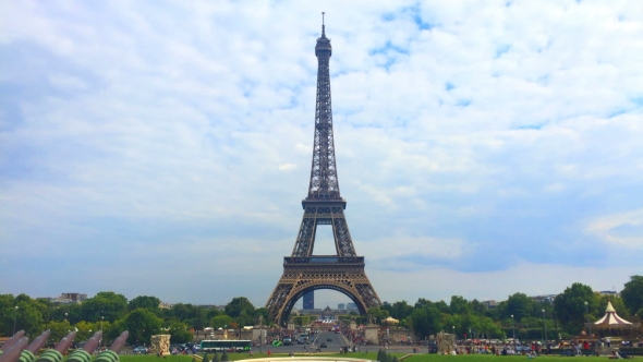 Download Paris  With Eiffel Tower nulled download