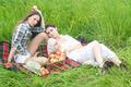 Relaxing picnic - PhotoDune Item for Sale