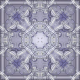 Stained Glass Lilac - Background (3 in 1)