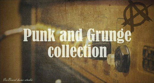 Punk and Grunge collection