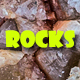 16 Rocks Surface Background