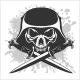 Skull and Cross Swords