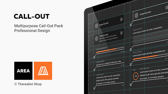 Call-Out Pack - Elements After Effects Project Files