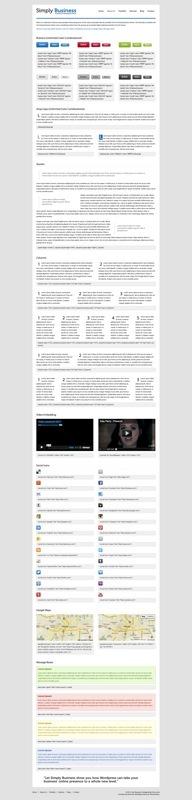 Simply Business - Wordpress